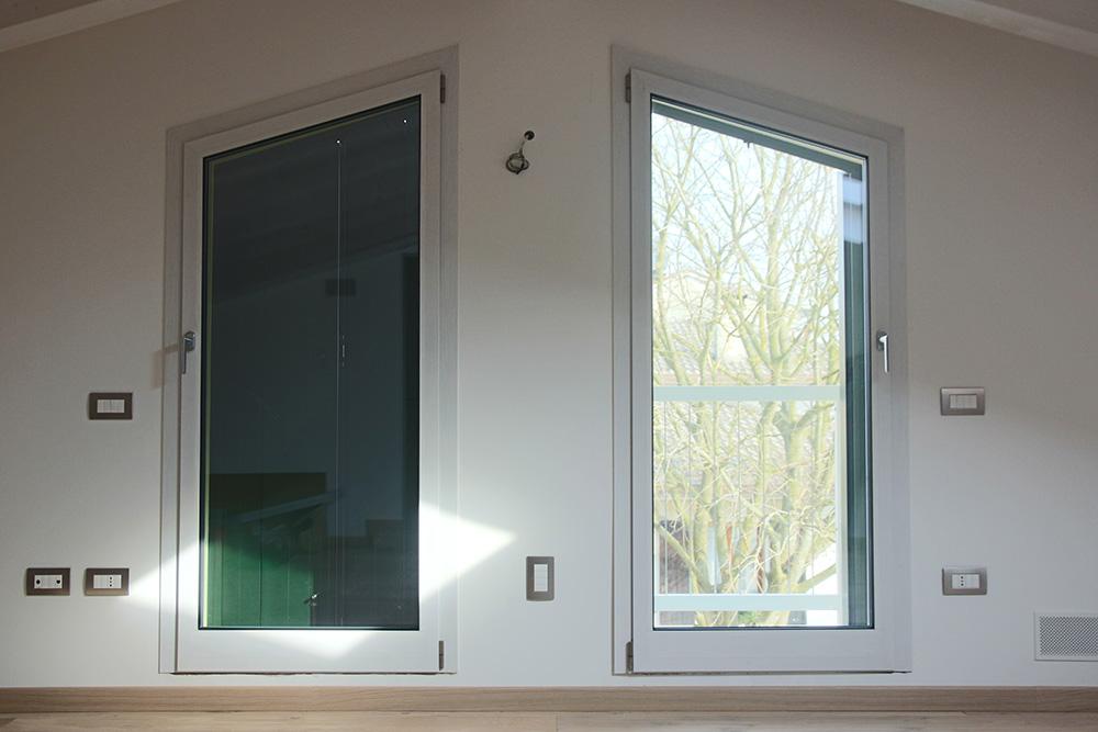 Finestre alluminio euroser serramenti e infissi - Porte e finestre vicenza ...